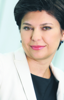 Bożena Lublińska-Kasprzak , prezes Polskiej Agencji Rozwoju Przedsiębiorczości