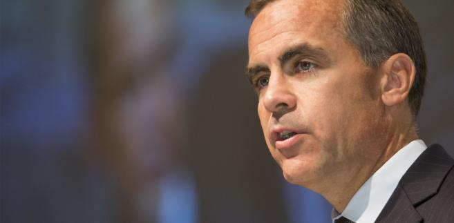 Mark Carney, nowy szef Bank of England