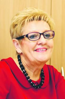Barbara Czyż , prezes zarządu TBS Marki