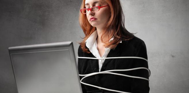 Cenzura, internet, zniewolenie