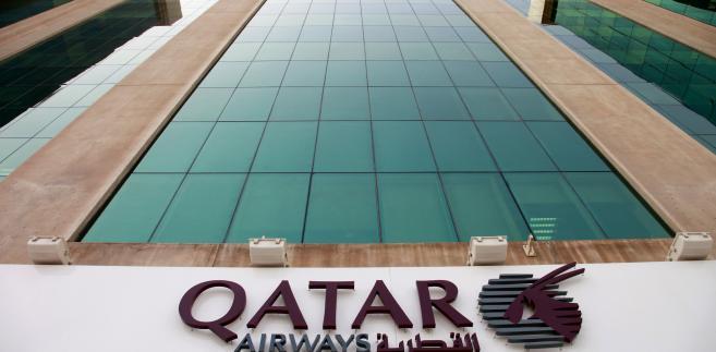 Główna siedziba jednej z dwóch najlepszych linii lotniczych świata, Qatar Airways, w stolicy Kataru - Dausze (Doha). 17.03.2012