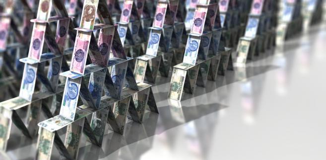 SK Bank stworzył system, który działał na kształt piramidy finansowej