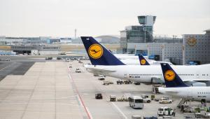 strajk niemieckiej Lufthansy