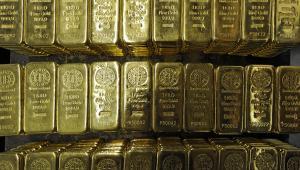 Szwajcaria, sztabki złota