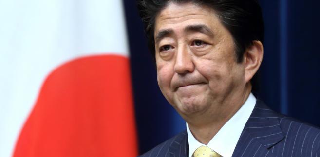 Premier Japonii Shinzo Abe, 26.06.2013.