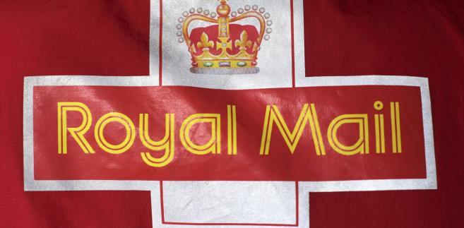Brytyjska Poczta Królewska - Royal Mail