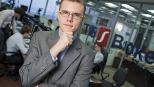 Marcin Pietrzak, TMS Brokers