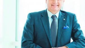 Franz Fuchs, prezes zarządu Compensy Towarzystwa Ubezpieczeń na Życie materiały prasowe