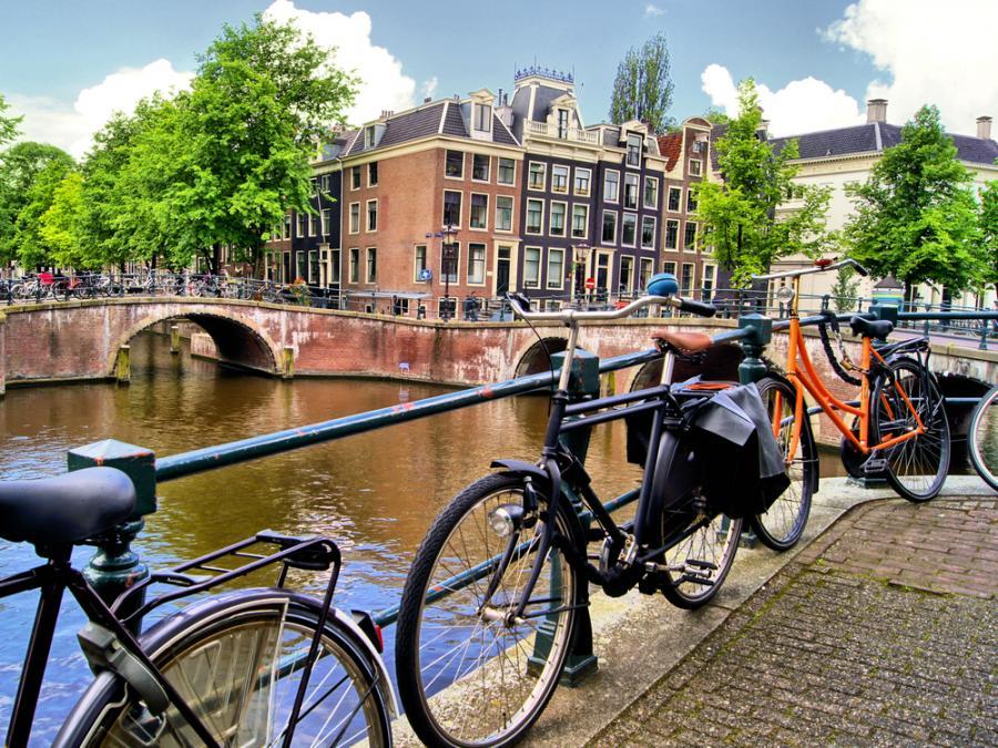 rower, Amsterdam