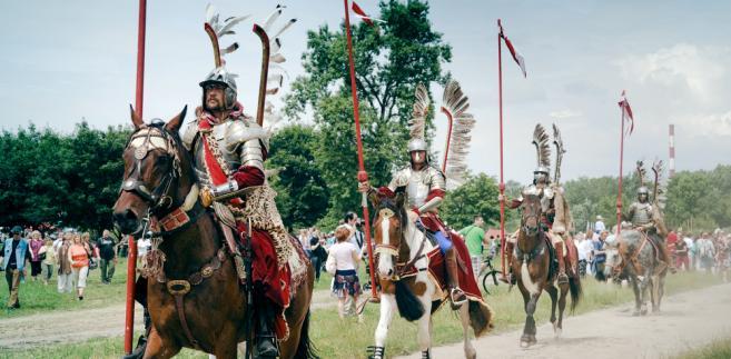 Odtworzenie bitwy pod Kłuszynem (1610) w 400. rocznicę walk 4 lipca 2010 roku. Fot. PLRANG / Shutterstock.com