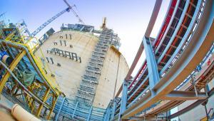 Budowa terminalu LNG w Świnoujściu, źródło: Polskie LNG
