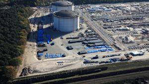Terminal LNG, budowa fot. materiał prasowy Polskie LNG SA