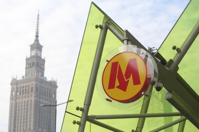 Otwarcie II linii metra w Warszawie (fot. PAP/Leszek Szymański)