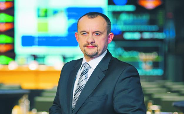 Jacek Neska, członek zarządu ds. handlowych PKP CARGO