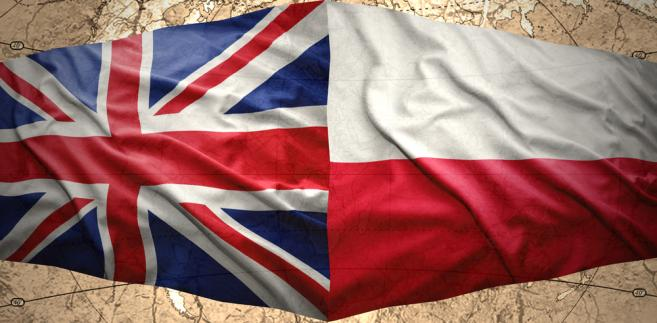 Polska, Wielka Brytania