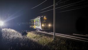 Pociąg Newag bije rekord prędkości