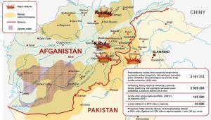 Afganistan, Pakistan