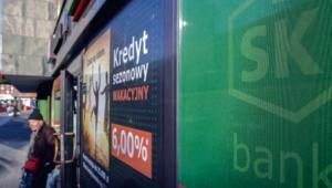 Upadły SK Bank z Wołomina zacierał granice między bankiem spółdzielczym a SKOK-iem