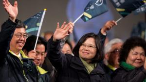 Cai Yingwen - nowa prezydent Tajwanu