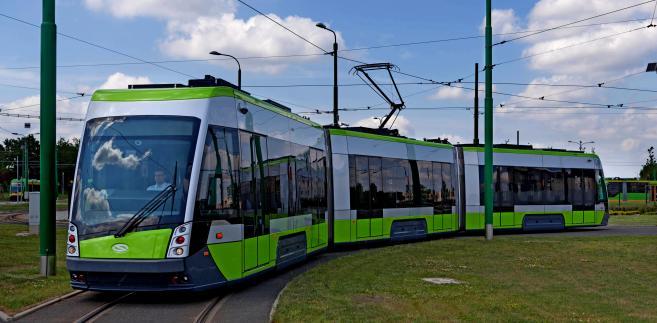 Fot. 5 Solaris Tramino dla Olsztyna. Zaczęły kursować przed Świętami