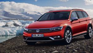 Volkswagen Passat Alltrack materiały prasowe