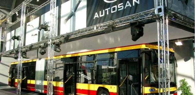Autobus SANCITY 18LF Autosanu