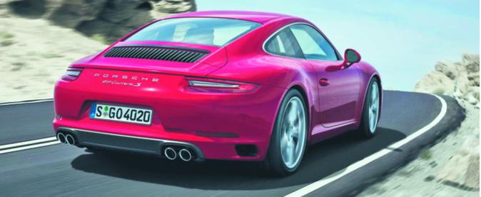 Porsche 911 Carrera S MAT. PRASOWE