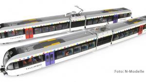 Tak wyglądają hybrydpowe pociągi Stadlera