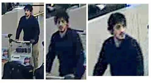 Zdjęcia zamachowców z Brukseli
