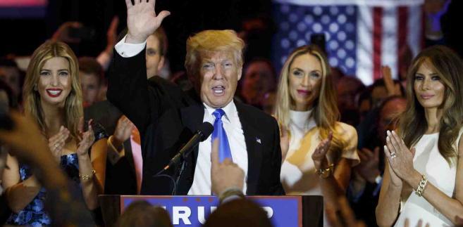 Donald Trump, EPA/JUSTIN LANE Dostawca: PAP/EPA.