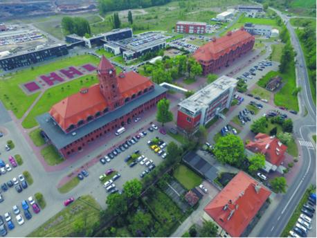 """""""Nowe Gliwice"""" Centrum Edukacji i Biznesu GAPR sp. z o.o."""