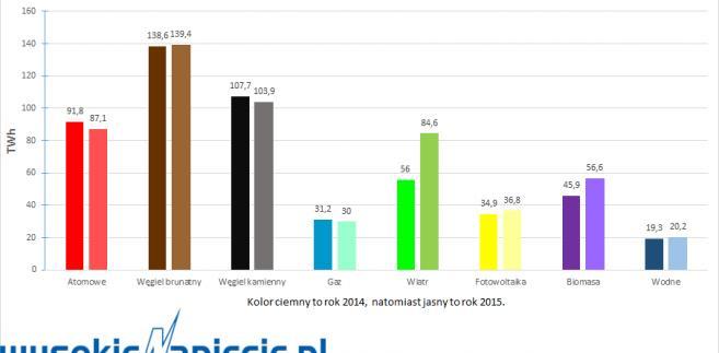 Produkcja energii elektrycznej w Niemczech