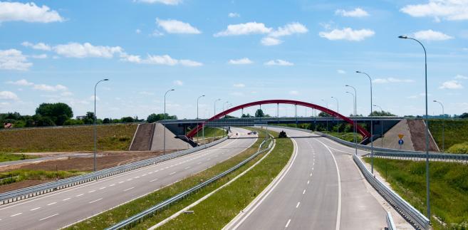 Autostrada A1 tuż przed otwarciem
