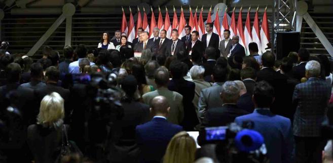 Referendum ws. imigrantów na Węgrzech PA/Zoltan Mathe HUNGARY OUT Dostawca: PAP/EPA.