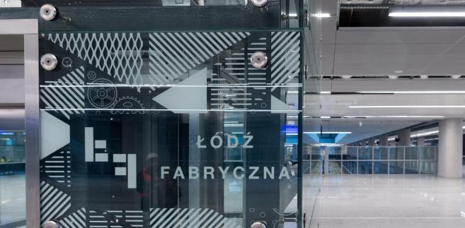 Dworzec Łódź Fabryczna  - (gm/cat) PAP/Grzegorz Michałowski