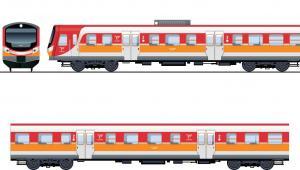Przewozy Regionalne (PolRegio) - nowe malowanie pociągów