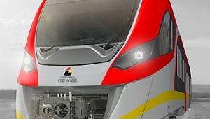 Impuls dla ŁKA- przód pociągu