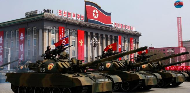 Północnokoreańskie czołgi