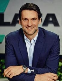 Federico Tonetti, prezes zarządu LafargeHolcim w Polsce