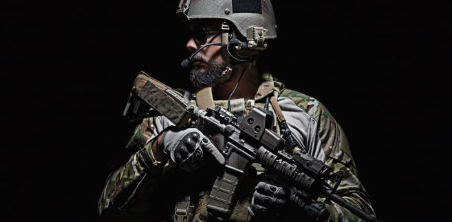 armia wojsko żołnierz USA zielone berety