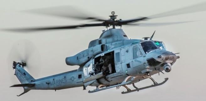 Śmigłowiec UH-1Y Venom. Bell Helicopters. Źródło: Lance Cpl. Clarence Leake - www.marines.mil, Domena publiczna