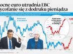 Mocne euro utrudnia EBC wycofanie się z dodruku pieniądza
