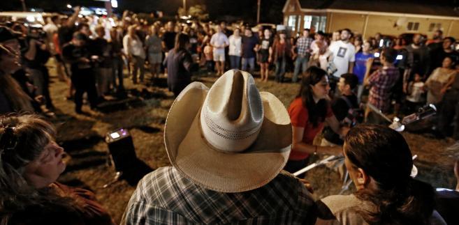 Strzelanina w Teksasie