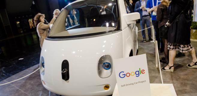 Samochód autonomiczny Google