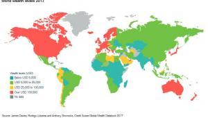 global wealth świat