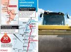 Niektóre odcinki trasy Via Carpatia mogą powstać dopiero w 2025 roku [MAPA]