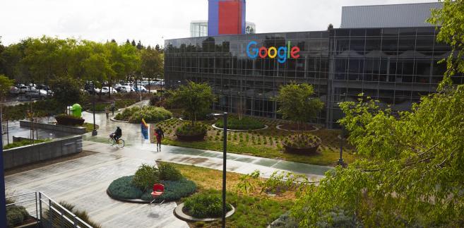 Kampus Google w Kaliforni