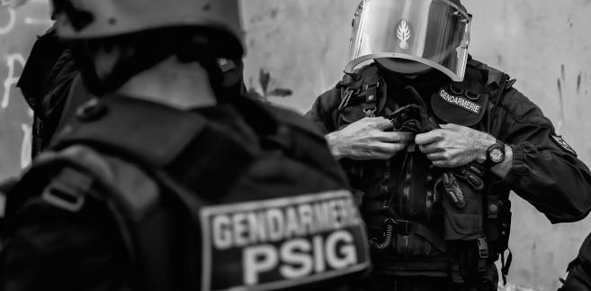 Francuska żandarmeria