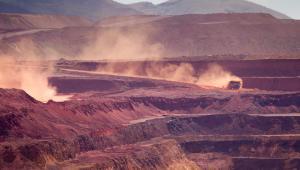 Kopalnia rudy żelaza