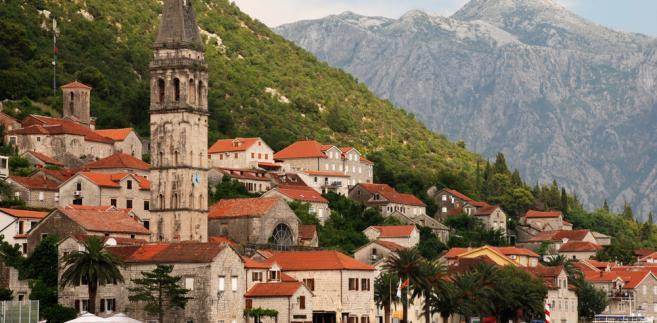 Perast. Czarnogóra